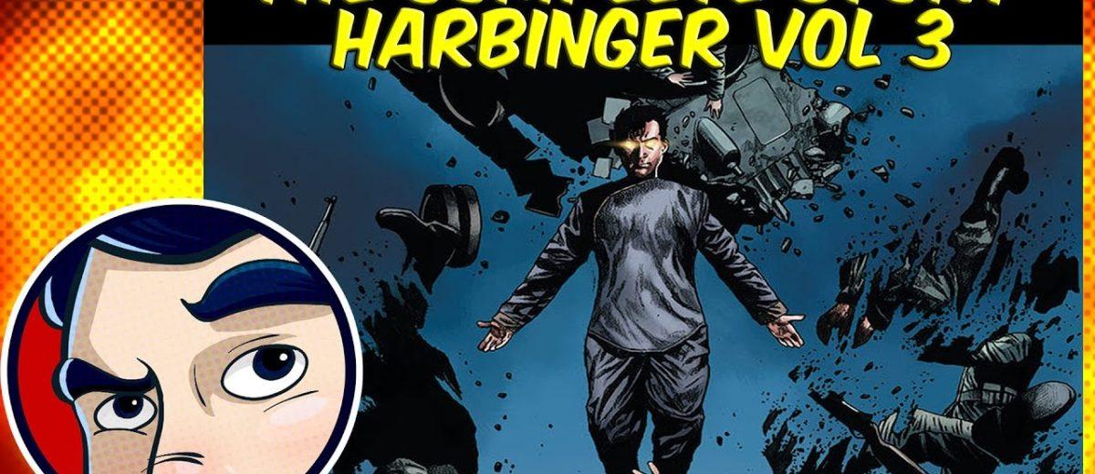 """Harbinger Vol 3 """"War"""" – Complete Story"""