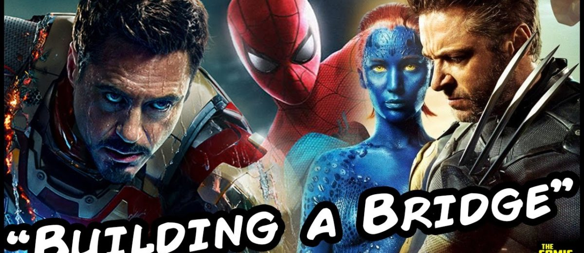 Marvel & FOX are Building Bridges and Working Together