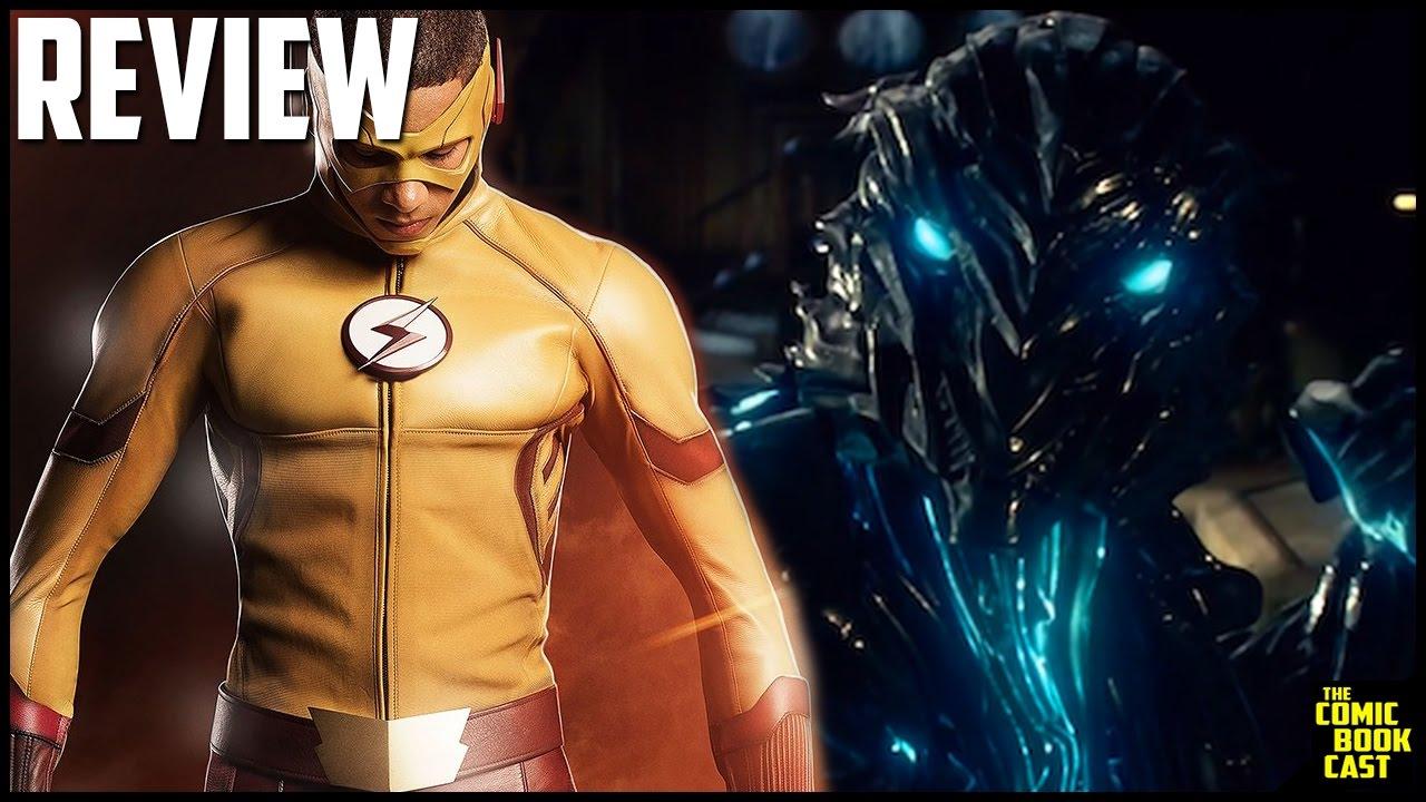 The Flash Season 3 Episode 6 Shade Review (MAJOR TWIST Savitar